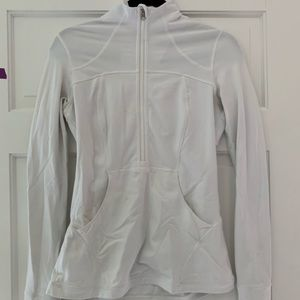 Lululemon define 1/2 zip jacket